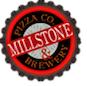 Millstone Pizza Company & Brewery logo