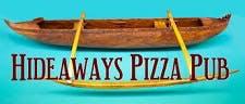Hideaways Pizza Pub