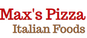 Max's Pizza logo
