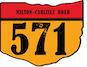 571 Grill & Draft House logo
