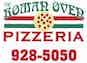 Roman Oven Pizzeria logo