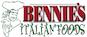 Bennie's Italian Foods logo