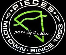 Pieces Pizza By The Slice