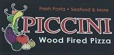 Piccini Wood Fired Brick Oven Pizza