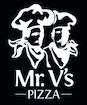 Mr V's Pizza logo