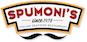 Spumoni's logo