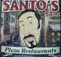 Santo's Pizza Restaurant Brick Oven Pizza logo