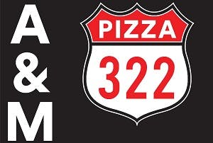 A & M Pizza 322