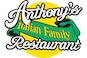 Anthony's Restaurant logo