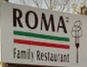 Roma II Italian Restaurant logo