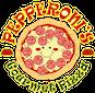 Pepperoni's Gourmet Pizza logo