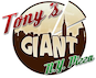 Tony's Giant Pizza & Grill logo