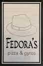 Fedora's Pizza & Deli logo