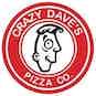 Crazy Dave's Pizza  logo