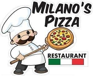 Milano's Pizza Bullard Texas