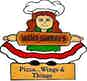 Mama Sherry's Pizza, Wings & Things logo