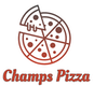 Champs Pizza logo