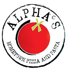 Alpha's Home Town Pizza & Pasta