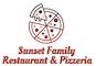 Sunset Pizza logo