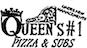 Queen's Pizza & Subs logo
