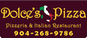 Dolce's Pizza logo