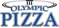 Olympic Pizza logo