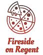 Fireside on Regent logo