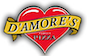 D'Amore's Pizza logo