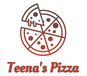 Teena's Pizza logo