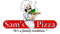 Sam's Pizza logo