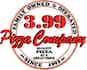 3.99 Pizza Company logo