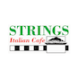Strings Cafe Folsom logo