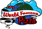 Dekalb World Famous Pizza logo