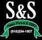 S & S Halal Pizza & BBQ logo