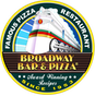 Broadway Bar & Pizza logo