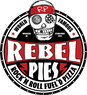 Rebel Pies logo