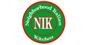Neighborhood Italian Kitchen