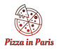 Pizza in Paris logo