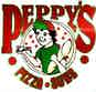 Peppy's Pizza logo