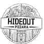 Hideout Pizzeria logo