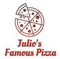 Julio's Famous Pizza logo