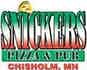 Snickers Pizza & Pub logo