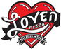 L'oven Pizza logo