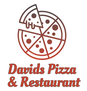 Davids Pizza & Restaurant logo