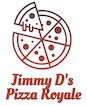 Jimmy D's Pizza Royale logo