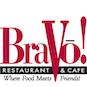 Bravo Restaurant & Cafe logo
