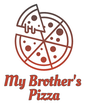 My Brother's Pizza logo