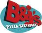 B & J's Pizza The Original logo