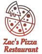 Zac's Pizza Restaurant logo
