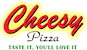 Cheesy Pizza logo